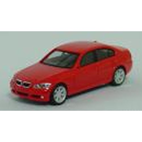 HE023351 BMW 3-Series Lim Sedan (レッド) 1/87 L 5cm 4ドア