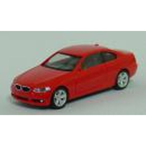 HE023573 BMW 3-Series Coupe (レッド) 1/87 L 5.2cm 2ドア