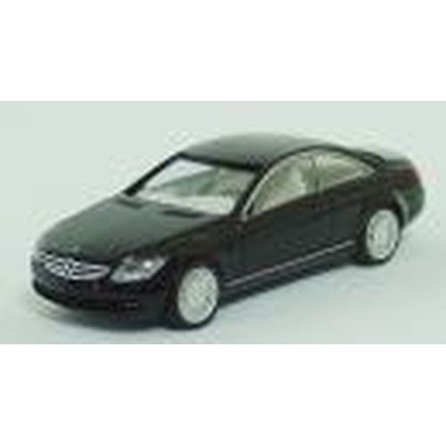 HE023665 メルセデス CL クラス クーペ (ブラック) Mercedes CL Class Coupe 1/87 L 5.8cm 2ドア